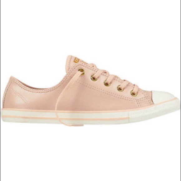 Converse chuck Taylor Dainty Ox Dusk Pink/Gold/
